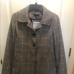 Women's Tommy Hilfiger New York pea coat